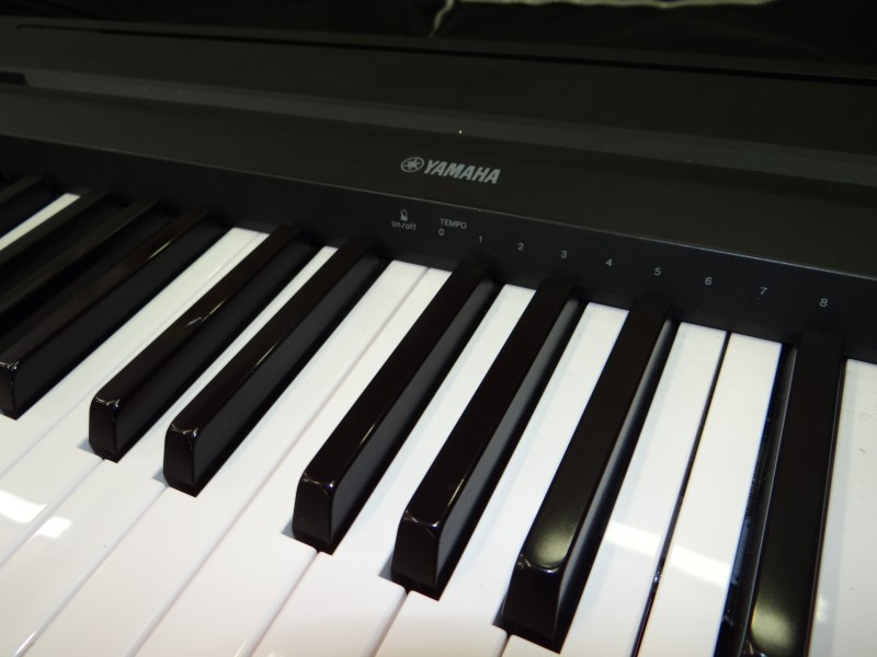 Yamaha P Series P-35B 88-Key Digital Piano with power adapter