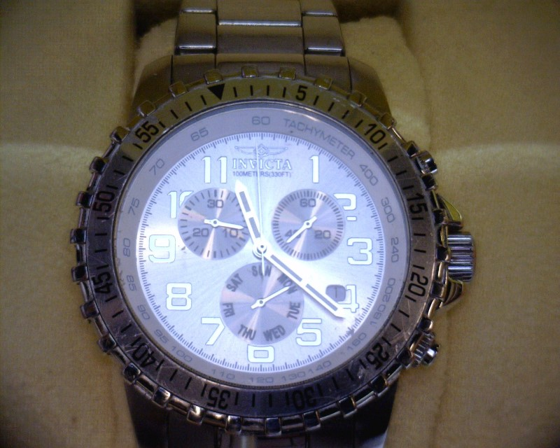 INVICTA Gent's Wristwatch 6620