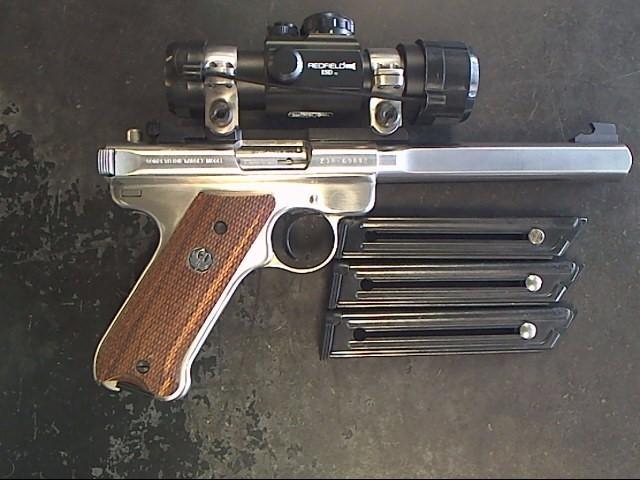 RUGER Pistol MARK II COMPETITION