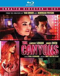 BLU-RAY MOVIE Blu-Ray THE CANYONS