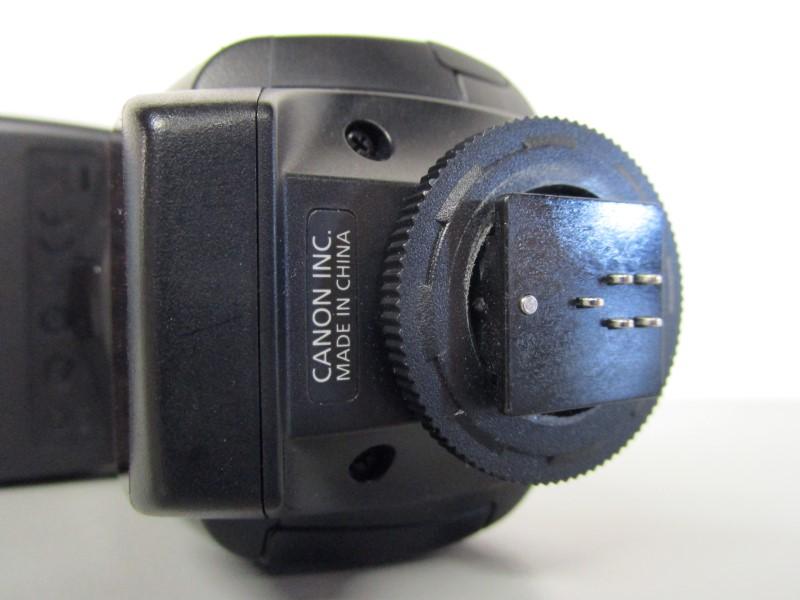 CANON 430EX SPEEDLITE SHOE MOUNT CAMERA FLASH