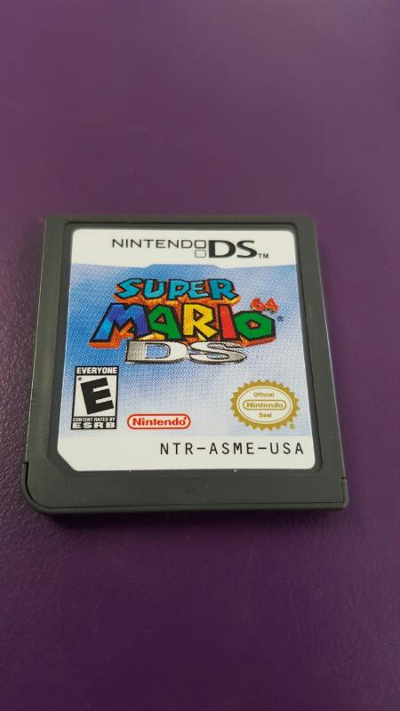NINTENDO DS SUPER MARIO BROS *CARTRIDGE ONLY*