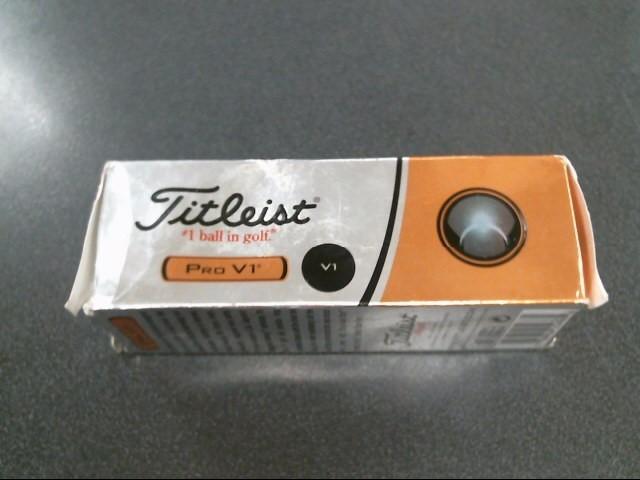 TITLEIST Golf Accessory PRO V1 GOLF BALLS