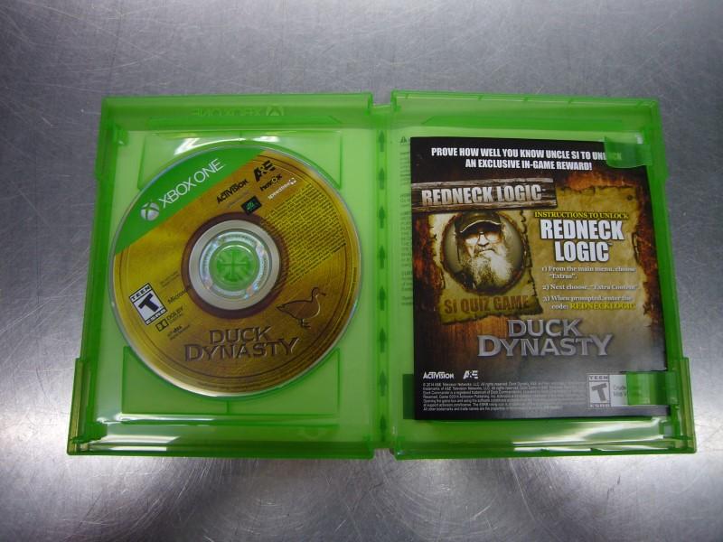 MICROSOFT Microsoft XBOX One Game DUCK DYNASTY XBOX ONE