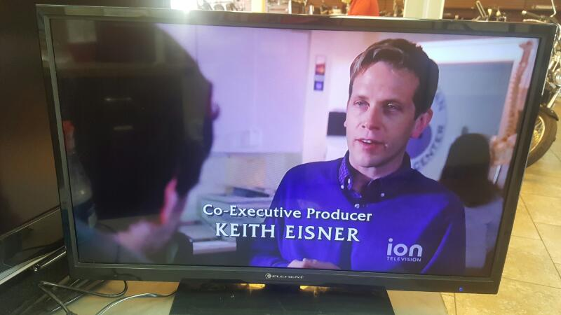 ELEMENT ELECTRONICS Flat Panel Television ELEFW328