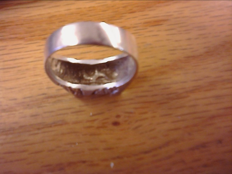 Gent's Silver Ring 925 Silver 4.99dwt