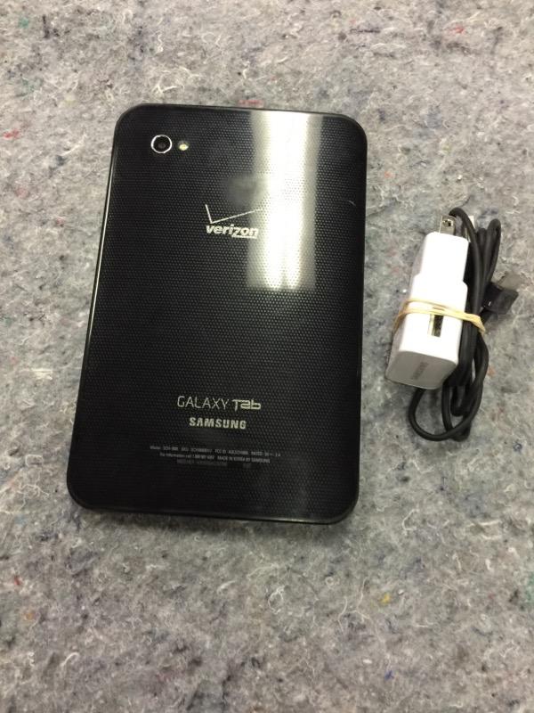 VERIZON Tablet GALAXY SCH-1800