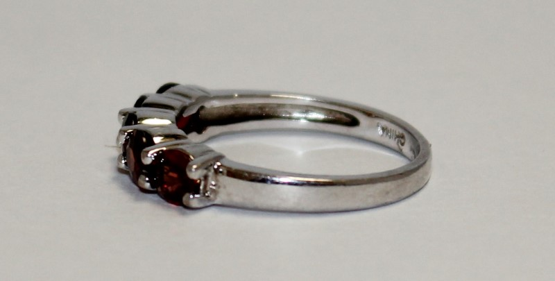 Silver Ring 925 Silver 2.5g
