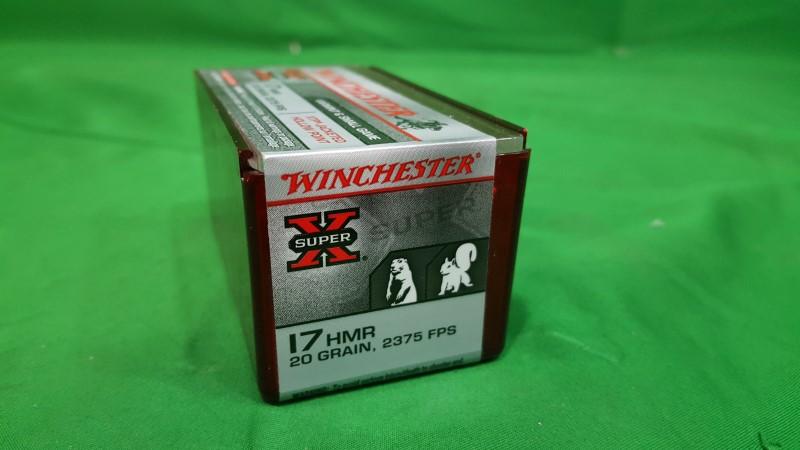 WINCHESTER Ammunition 17HMR AMMO