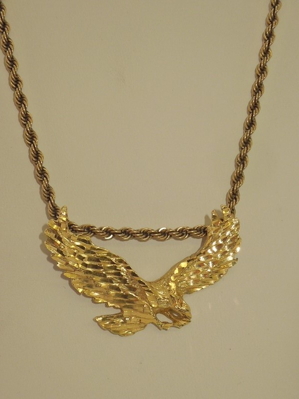 Gold Rope Chain 10K Yellow Gold 26.8g