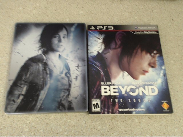 SONY Sony PlayStation 3 Game BEYOND TWO SOULS
