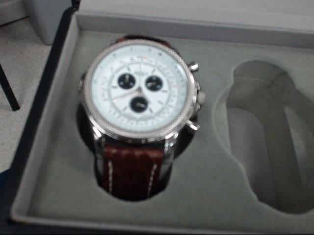 AKRIBOS Gent's Wristwatch XXIV AK406RG