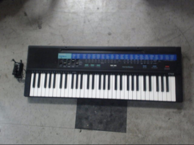 CASIO keyboard-615C