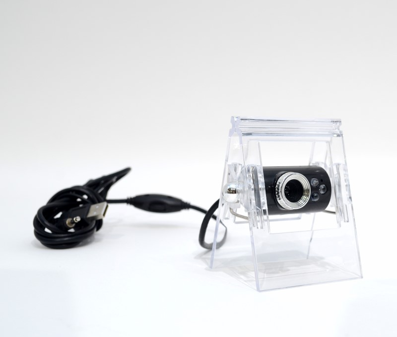 Premium Video Chat Camera Plug & Play USB 2.0 Stand or Clip >