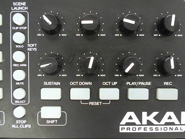 AKAI DJ Equipment APC KEY 25