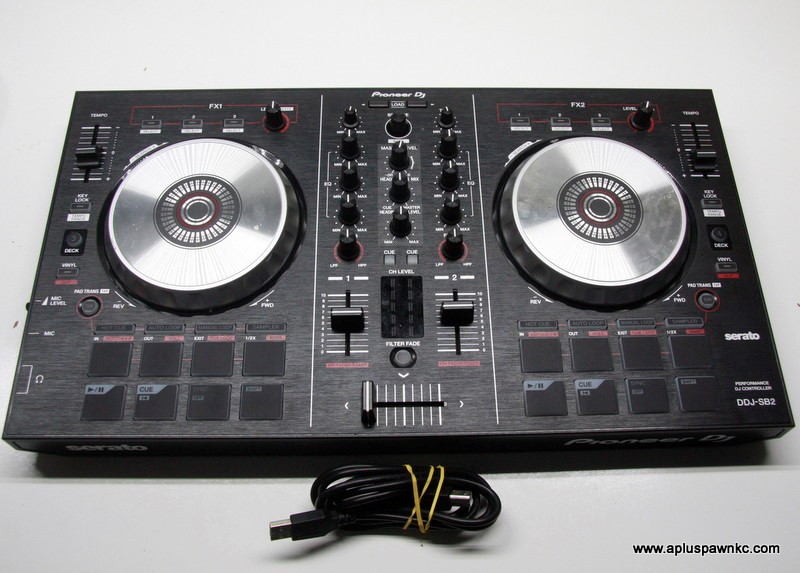PIONEER ELECTRONICS DJ Equipment DDJ-SB2