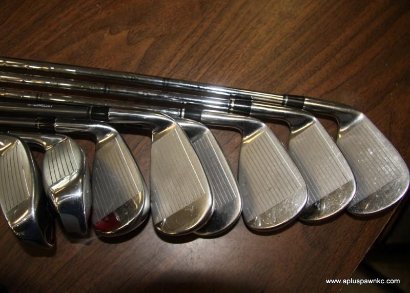 ADAMS GOLF Golf Club Set IDEA HYBRID IRONS