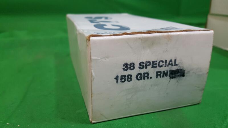 CTS REMANUFACTURED AMMO Ammunition 38 SPECIAL