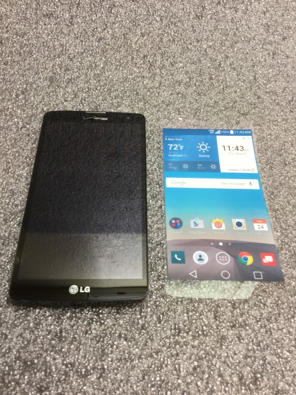 LG G Vista 8GB 4G LTE Verizon Sartphone For parts / AS-IS
