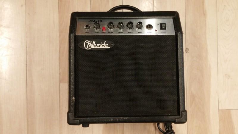 TELLURIDE GUITAR Electric Guitar Amp GA-10
