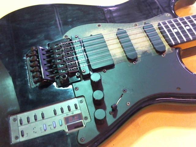 CASIO Electric Guitar PG-380