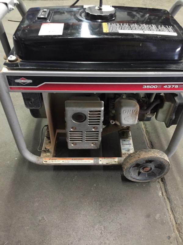BRIGGS & STRATTON Generator 030550