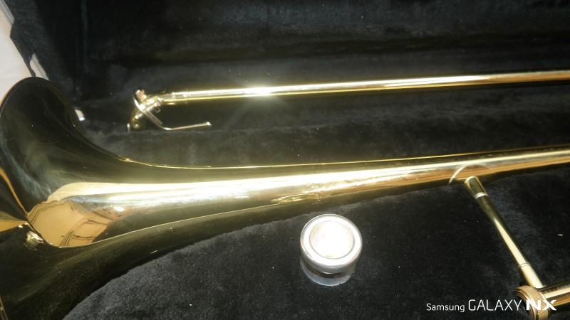 ANDREAS EASTMAN Trombone ETB310