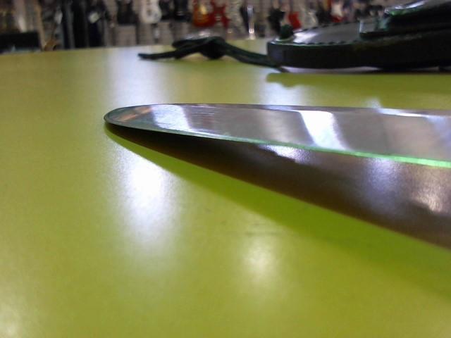 LIFE KNIFE Hunting Knife COMMANDO