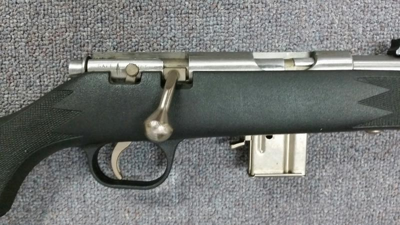 MARLIN FIREARMS 882SS STAINLESS STEEL .22 MAGNUM RIFLE