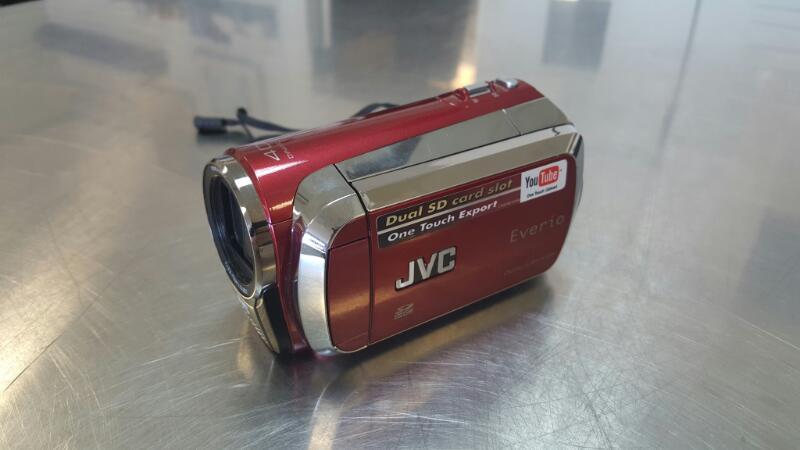 JVC Camcorder GZ-MS120RU