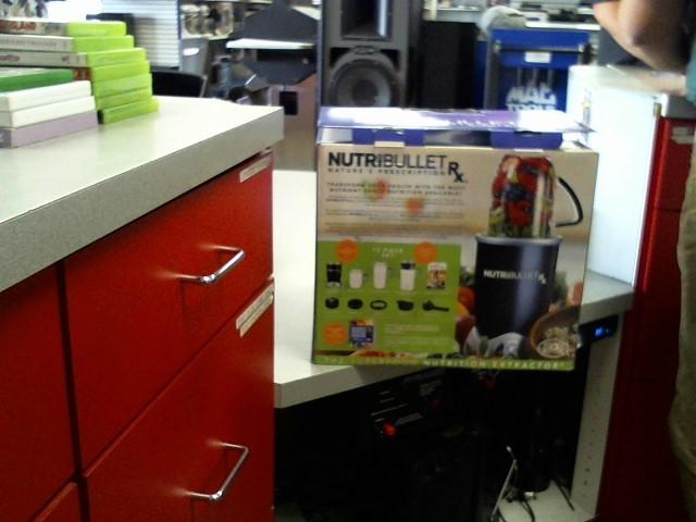 MAGIC BULLET Blender NUTRIBULLET RX