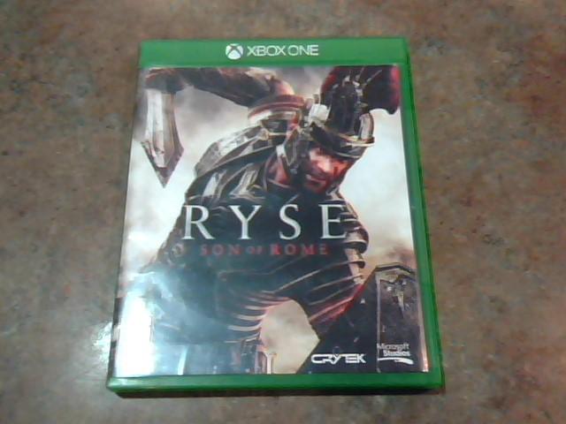 XBOX ONE RYSE SON OF ROME