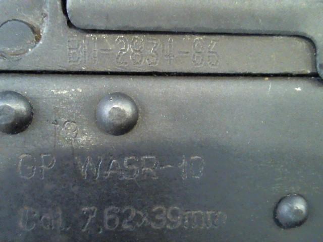 ROMARM Rifle GP WASR-10/63