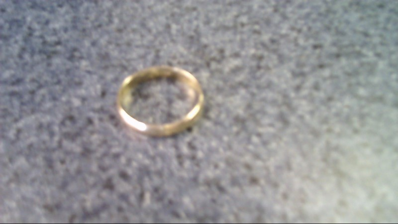 Gent's Gold Ring 14K Yellow Gold 2.9g
