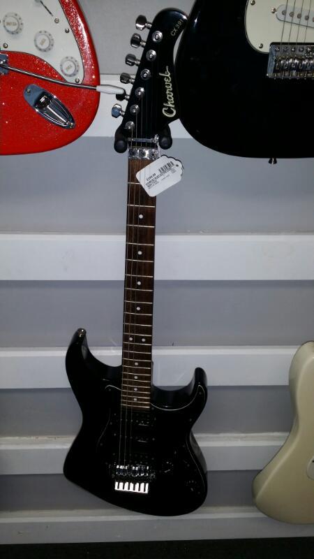 CHARVEL Electric Guitar CX391