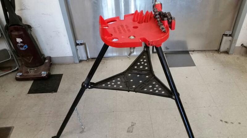 RIDGID TOOLS Miscellaneous Tool 460 TRISTAND CHAIN VISE
