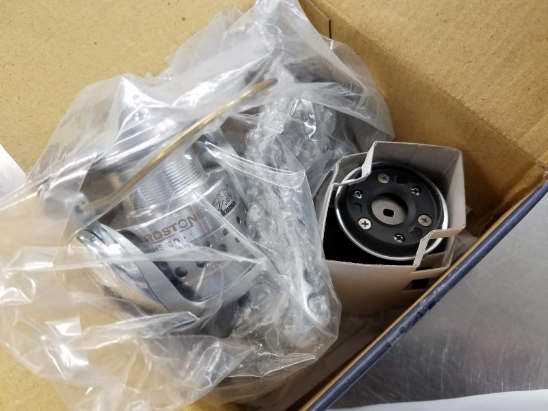 OKUMA SPINNING REEL HARDSTONE HS30 NEW IN OPENED BOX