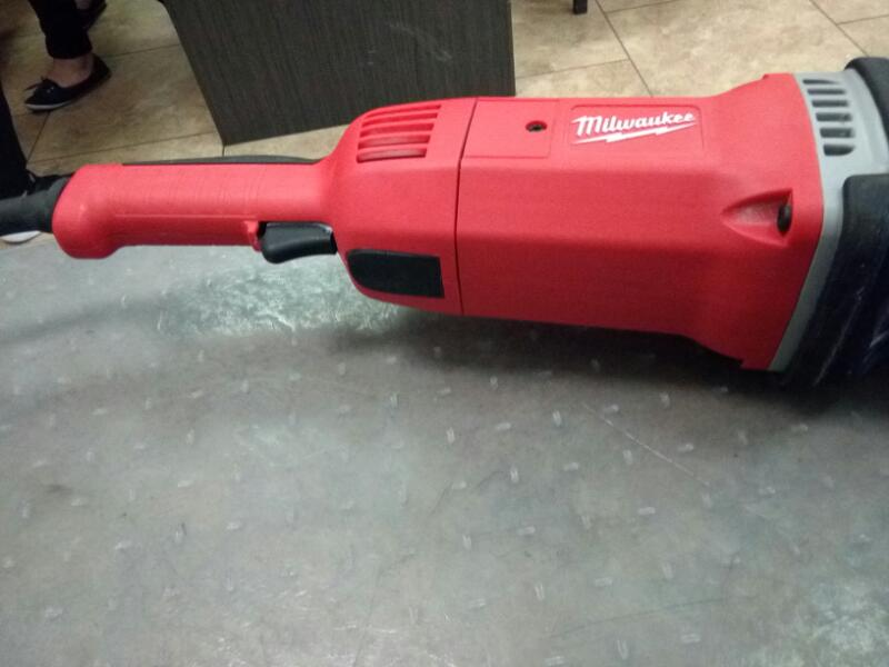 MILWAUKEE Corded Drill 1680-21
