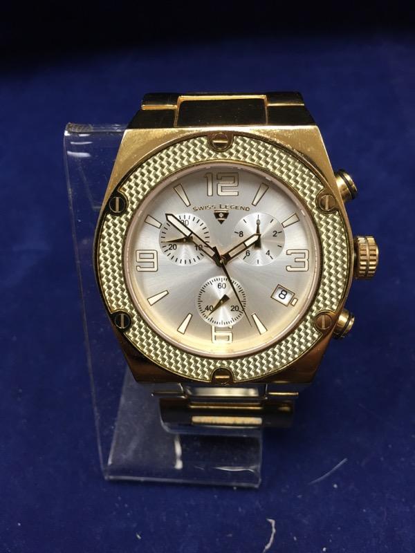 SWISS LEGEND Gent's Wristwatch 316L