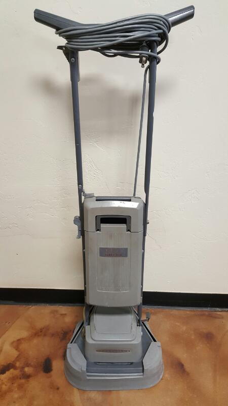ELECTROLUX Carpet Shampooer/Steamer S105B-SHAMPOO AND FLOOR POLISHER