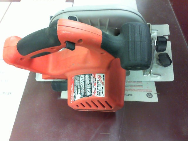 MILWAUKEE 0719-20 SAWSALL 0724-20 HAMMER DRILL 0730-20 CICULAR SAW V28