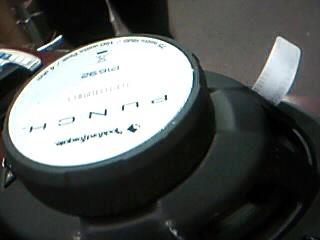 ROCKFORD FOSGATE Car Speakers/Speaker System P1692