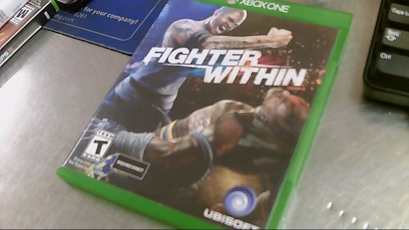 XBOX ONE GAME FIGHTER WITHIN