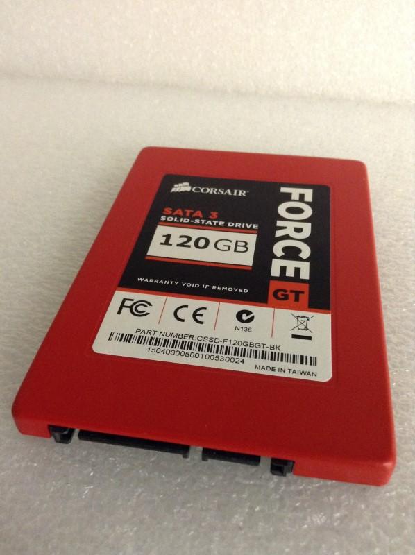 CORSAIR Computer Component 120GB SATA HARDDRIVE