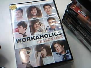DVD BOX SET DVD WORKAHOLICS SEASON ONE
