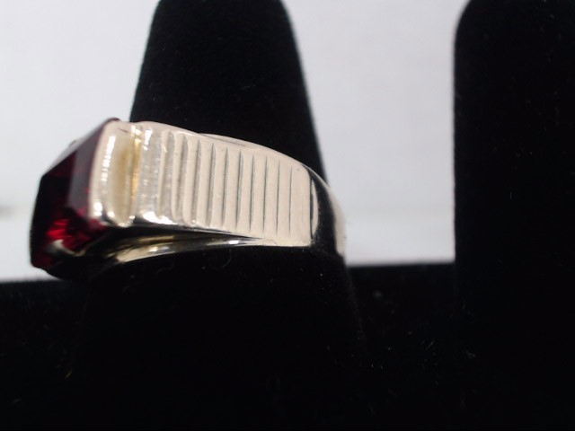 Gent's Gold Ring 10K Yellow Gold 3.3g