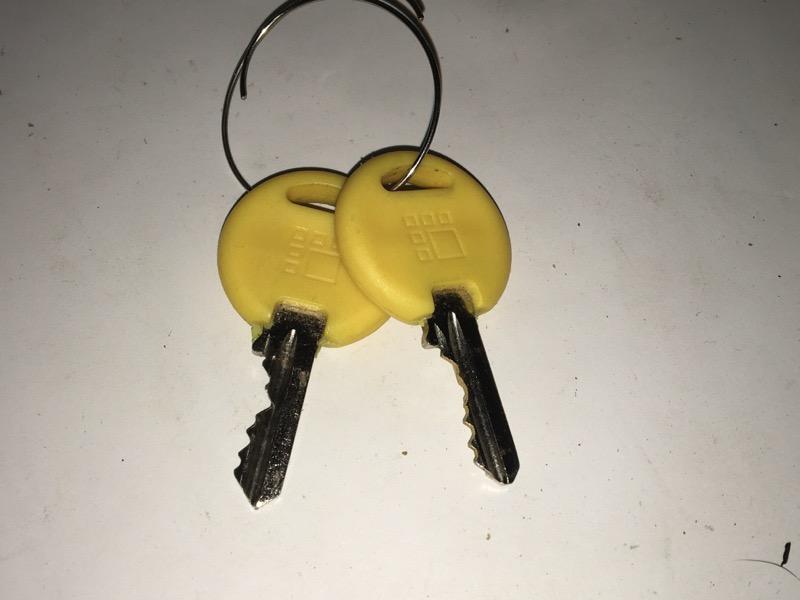 Miscellaneous Tool PAD LOCK