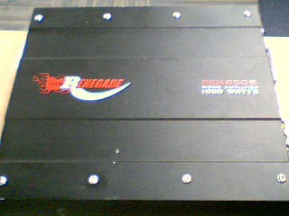 RENEGADE Car Amplifier REN850S