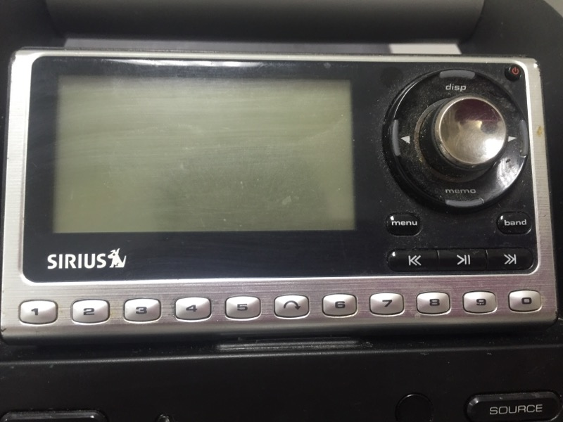 SIRIUS XM Speakers/Subwoofer SUBX1