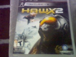 SONY Sony PlayStation 3 Game H.A.W.X. 2